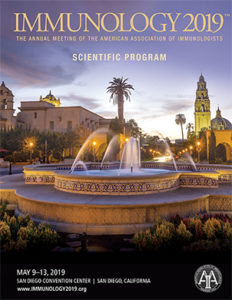 IMMUNOLOGY 2019™ Program Cover